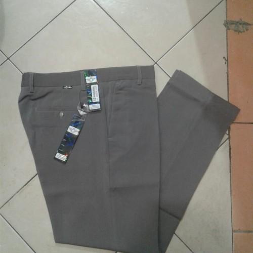 Foto Produk Celana Panjang Bahan / Celana Formal Pria / Celana Kerja Kantor - Cream, 28-32 dari Vermilion Jeans