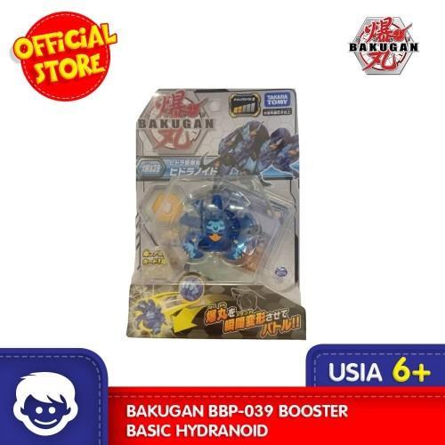 Foto Produk Mainan BAKUGAN BBP-039 Booster Basic Hydranoid dari Toyspedia Indonesia