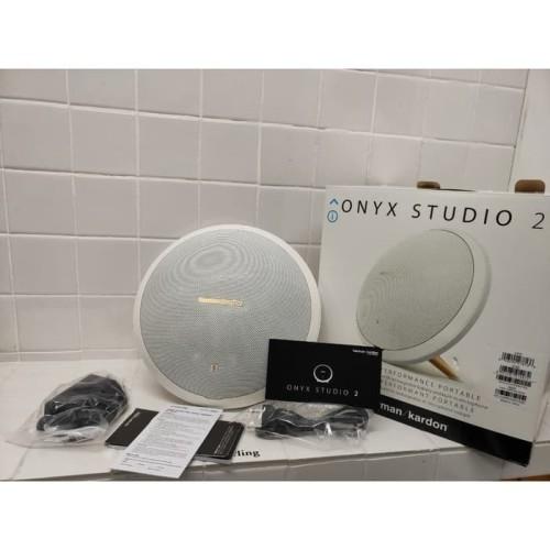 Foto Produk Harman Kardon Onyx Studio 2 Wireless Bluetooth Speaker original dari iqos@store