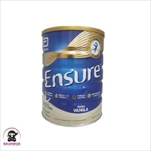 Foto Produk ENSURE Susu Rendah Laktosa Vanila 1000g / 1000 g dari BAYININJA