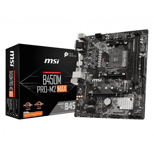 Foto Produk MSI B450M PRO M2 MAX dari silicon ONE Computer