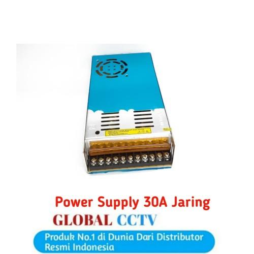 Foto Produk power supply jaring 30A dari GLOBAL@CCTV