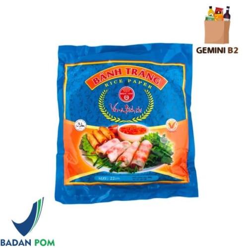 Foto Produk Banh Trang Rice Paper / Kulit Lumpia Vietnam 22cm 400gram dari Gemini B2