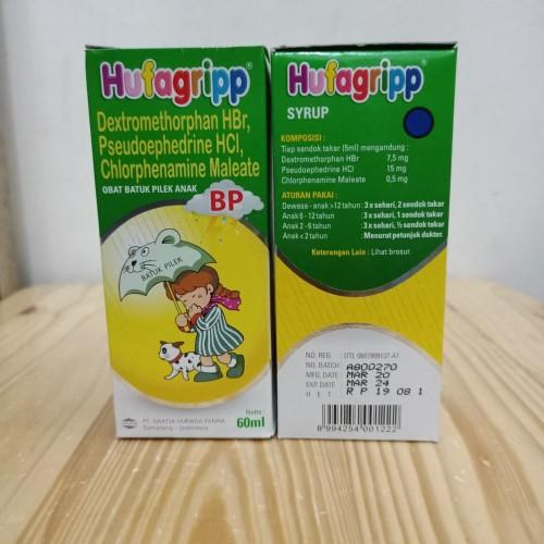 Foto Produk hufagripp BP 60ml dari Berkah Toko obat