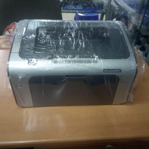 Foto Produk Printer HP laserjet p1006 + toner 35a dari jkt toner printer