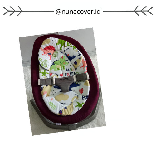 Foto Produk permanent insert pad (pad pengganti) nunaleaf grow/double pad dari rumah mahmud