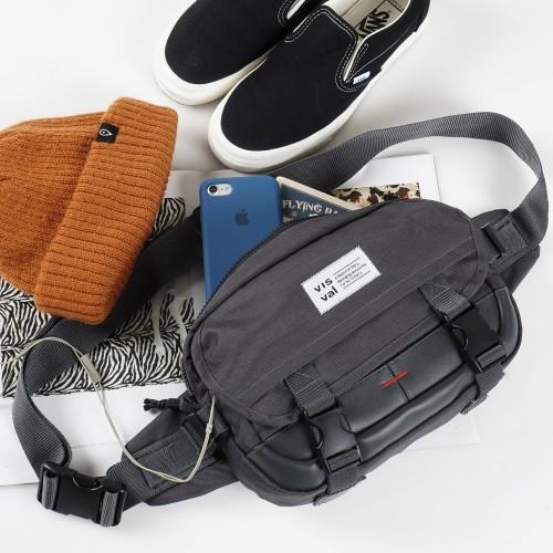 Foto Produk VISVAL - Tas Pinggang - Flashpack 2.0 - Abu dari VISVAL