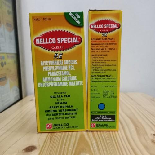 Foto Produk nellco special OBH 100ml dari Berkah Toko obat
