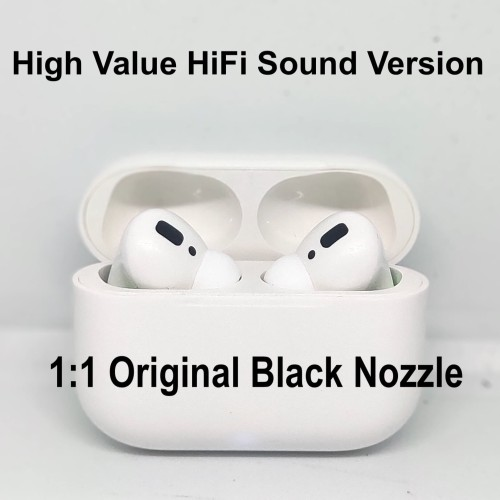 Foto Produk High Value TWS Airpods Pro Versi HiFi Sound Quality Rename GPS Pop Up dari Onebest Choice