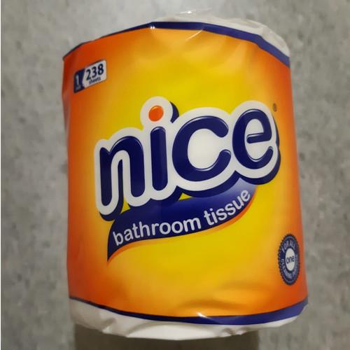 Foto Produk Tisu Toilet/Gulung NICE 1 ROLL isi 238 lembar dari Packing Packing