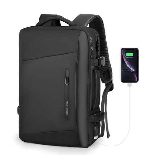 Foto Produk Tas Backpack MARK RYDEN MR9299 Ori Ransel Laptop 17 inch USB Anti Air - Reguler dari Azurist