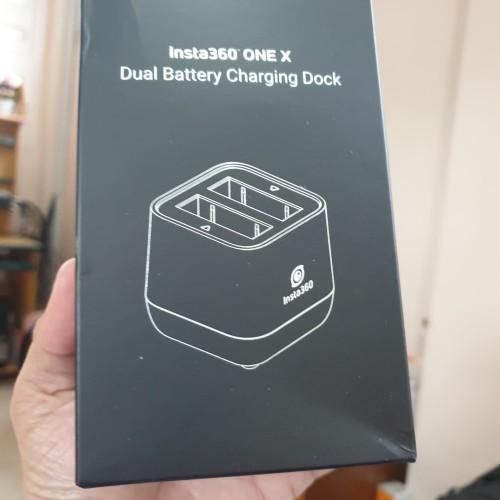 Foto Produk charge charging dock insta 360 insta360 one x dari AA-Herman