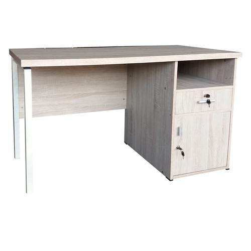 Foto Produk Meja Tulis Kantor Office minimalis kayu Grace MT 561 - BEST SELLER dari Brown Stores