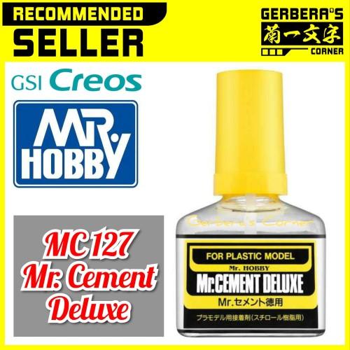 Foto Produk Mr Cement Deluxe - Mr Hobby dari Gerbera's Corner