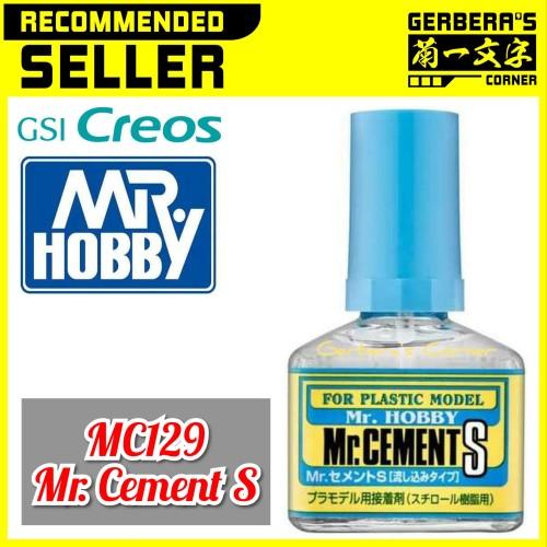 Foto Produk Mr Cement S - Mr Hobby dari Gerbera's Corner
