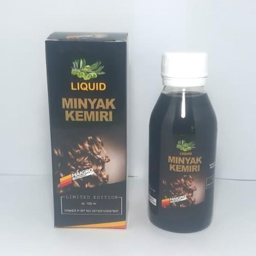 Foto Produk Minyak Kemiri Liquid DIJAMIN ORIGINAL dari TRIONLINESHOP