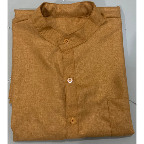 Foto Produk Baju Koko Pria Terbaru Polos Asraf Terlaris Fit To XL Katun Medinah Yo - CARAT, L dari DailyClothing.ID