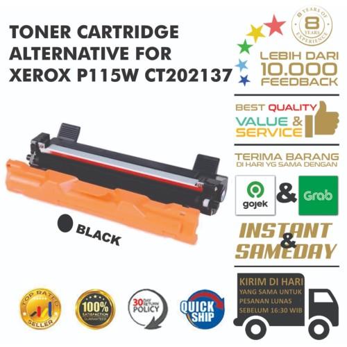 Foto Produk TIGER PRINT Toner Cartridge P115 Fuji Xerox P115W dari Tiger Print