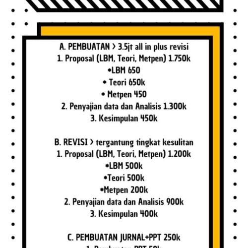 Jual Jasa Pembuatan Skripsi Administrasi Negara Pubik Kota Surabaya Riny Tokopedia
