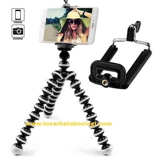 Foto Produk Tripod Gorila flexible untuk handphone dari Toserba Teknologi Official