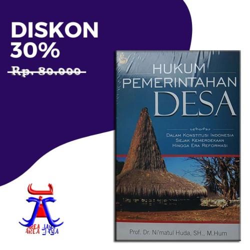 Foto Produk HUKUM PEMERINTAHAN DESA DALAM KONSTITUSI INDONESIA SEJAK KEMERDEKAAN H dari AREA JAYA
