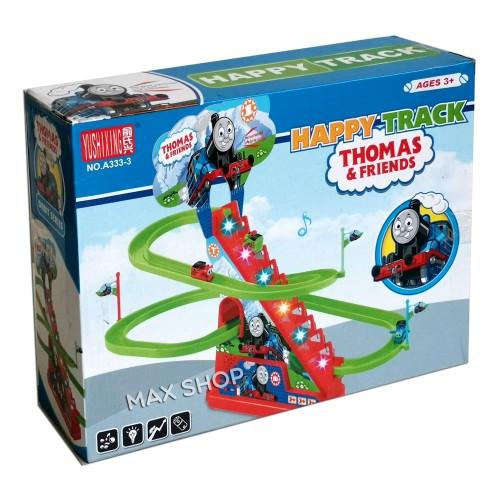 Foto Produk Mainan Happy Track Thomas & Friends (A333-3) - Mainan Kereta Api Anak dari MAXSHOP-ONLINE