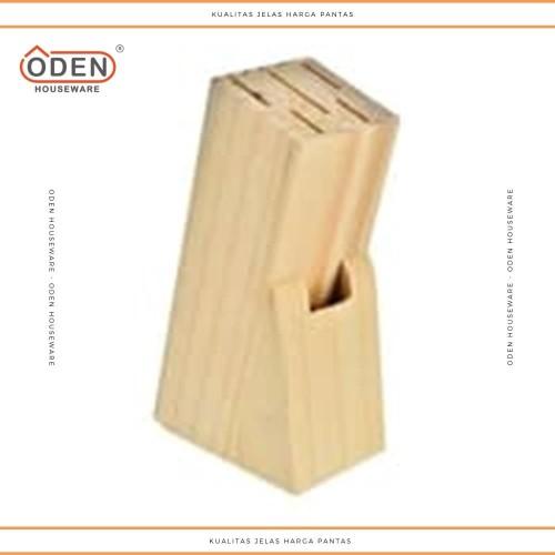 Foto Produk Tempat Pisau Kayu dari Oden-Houseware