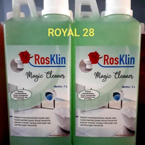 Foto Produk Magic Cleaner Rosklin 1L dari Royal 28