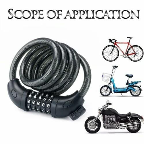 Foto Produk Kunci sepeda praktis new model dari Said Colletion