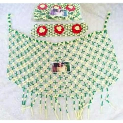 Foto Produk Set melati siraman/melati ronce pengantin/melati siraman tujuh bulanan dari Irwan busana