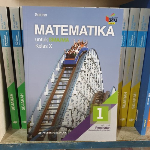 Foto Produk MATEMATIKA SMA KELAS 10 ERLANGGA SUKINO PERMINATAN dari Mosily