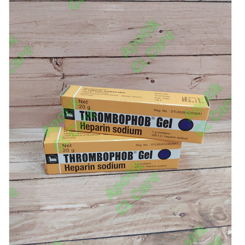 Foto Produk Thrombophob Gel 20Gr dari Apotik GL Care