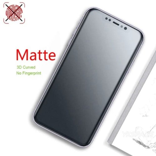 Foto Produk IPHONE 6 6S 7 8 PLUS X XR XS MAX HYDROGEL MATTE SCREEN PROTECTOR - IPHONE X XS dari Urban Story