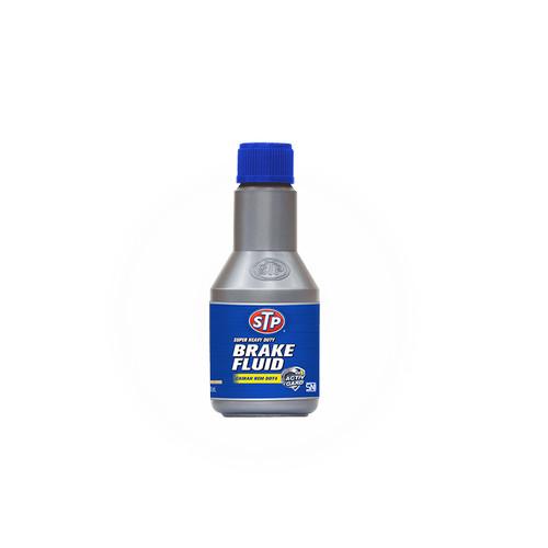 Foto Produk STP Brake Fluid Cairan Minyak Rem DOT-4 50mL dari FASTUNER