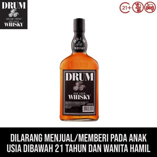 Foto Produk DRUM Black Label 700mL dari kawan minum