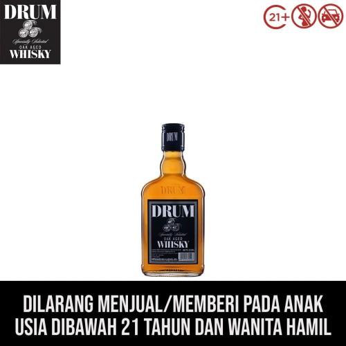 Foto Produk DRUM Black Label 250mL dari kawan minum