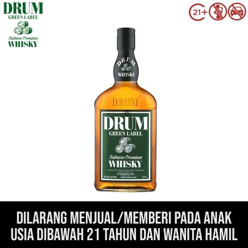 Foto Produk DRUM Whisky Green Label dari kawan minum
