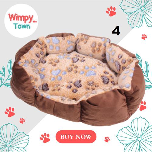 Foto Produk Bantal Anjing Bantal Kucing Alas Tidur Anjing Kasur Anjing WT-BAN-4 dari Wimpy Town