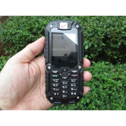 Foto Produk Hape HT Walky Talky Landrover DT99 Outdoor UHF Seken Mulus Fullset dari CNC phoneshop