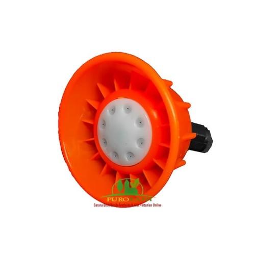 Foto Produk Nosel Spuyer Nozzle Sprayer Mangkok Crobong Lubang 8 dari Purotani.ID