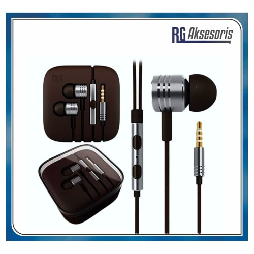 Foto Produk HEADSET / HANDSFREE / EARPHONE XIAOMI PISTON 2 dari RG AKSESORIS HP