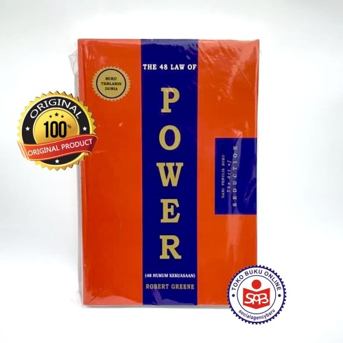 Foto Produk The 48 Law of Power 48 Hukum Kekuasaan - Robert Greene dari Social Agency Baru