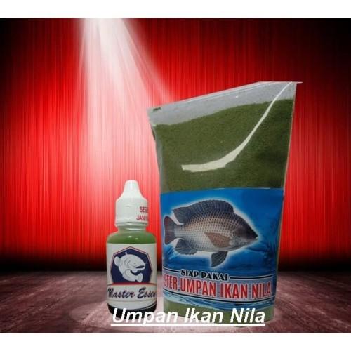 Foto Produk paket hemat umpan mancing ikan mujair dari Master Essen Ikan