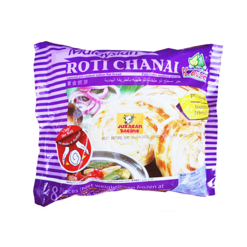 Foto Produk Roti Chanai Kawan Food dari Juragan Daging Indonesia