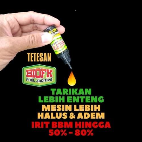 Foto Produk BIO FK Penghemat BBM Irit, Perawat Mesin, Oli Lebih Awet - BioFK 15ml dari Istiqomah-Store