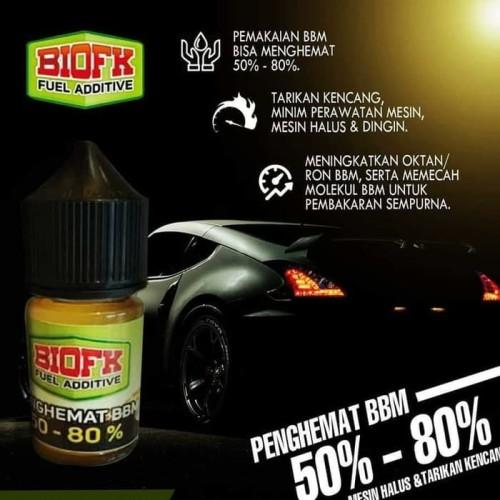 Foto Produk BIO FK Penghemat BBM Mobil, Motor, dll Super Irit Hemat BBM BioFK 15ml dari Istiqomah-Store