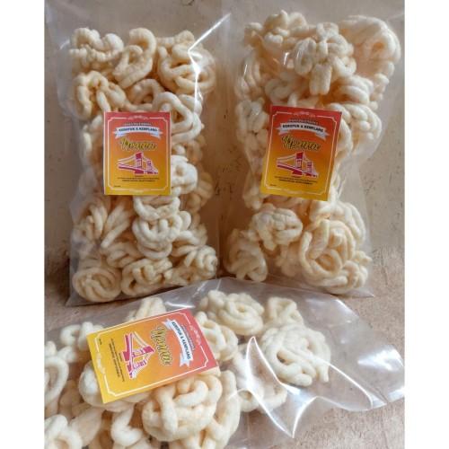 Foto Produk Kerupuk Palembang Enak Gurih Renyah Merk Nonna dari HNR67
