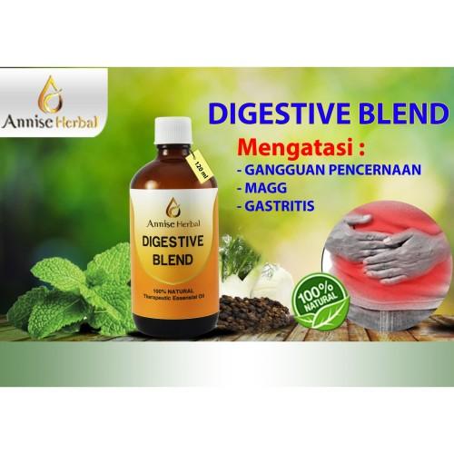 Foto Produk Obat Diare, Obat sakit perut, Digestive Blend Oil, Dewasa 120ml dari anniseherbal
