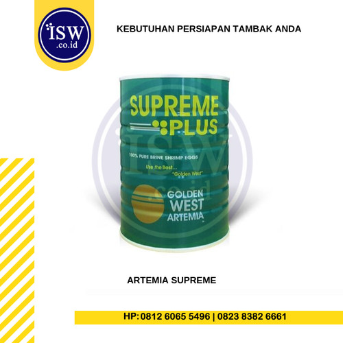 Foto Produk Artemia Supreme Plus Golden West dari PT. Indah Sari Windu