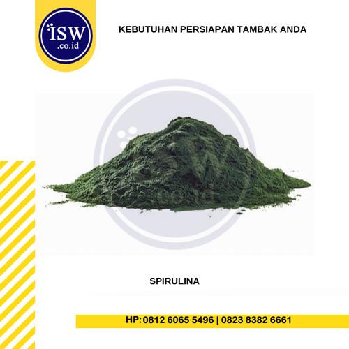 Foto Produk Pakan vitamin Spirulina untuk Ikan hias anda dari PT. Indah Sari Windu